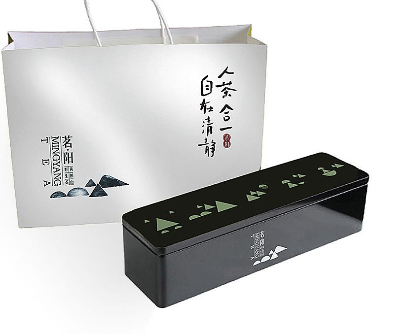 茗阳云雾茶品牌设计
