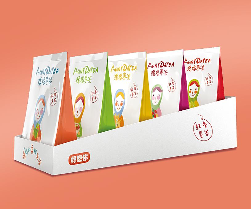 姨妈枣茶品牌创建设计